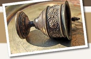 Antique Goblets